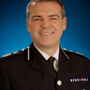 Photo of David Thompson, Chief Constable at West Midlands Police Force