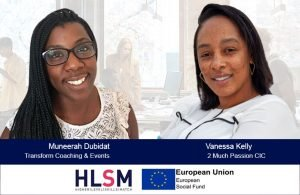 Photo of Muneerah Dubidat & Vanessa Kelly