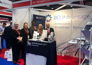 Photo of Ruth McGuinness, Ruth Edwards, Shashank Hosahally, Natalie Lewis and Victor Haider