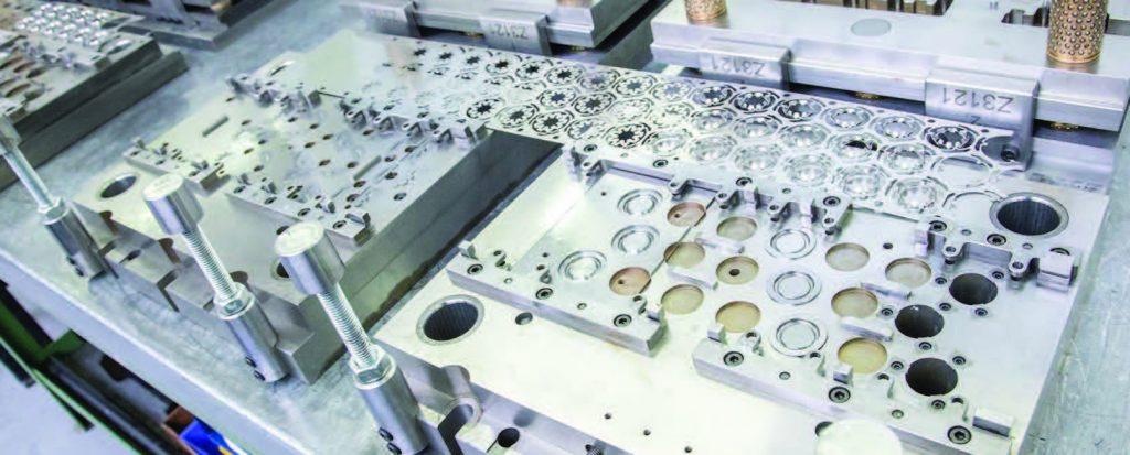 Photo of C. Brandauer & Co Ltd's metal work