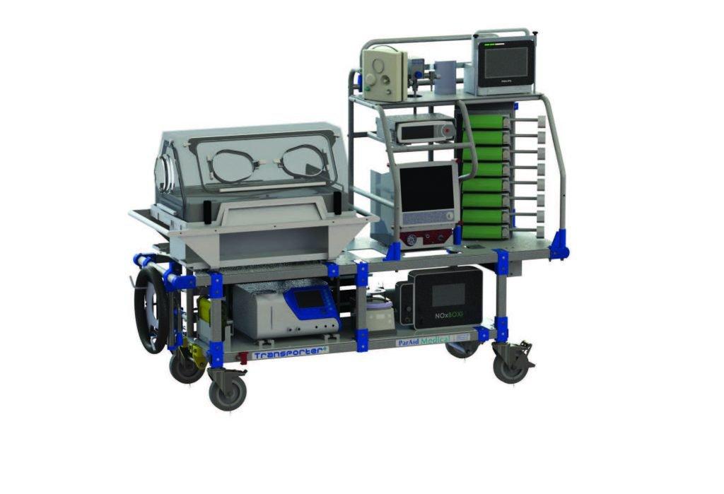 Photo of Evac+Chair International machine