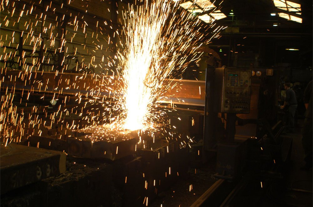 Malthouse Engineering have been flame-cutting and grinding for over 70 years.