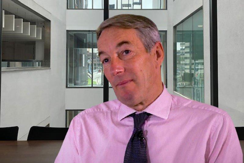 Photo of Chris Edgar, Professor of Multi-Unit Leadership at Birmingham City University